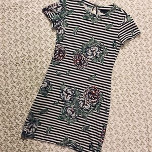 French Connection T-Shirt Dress